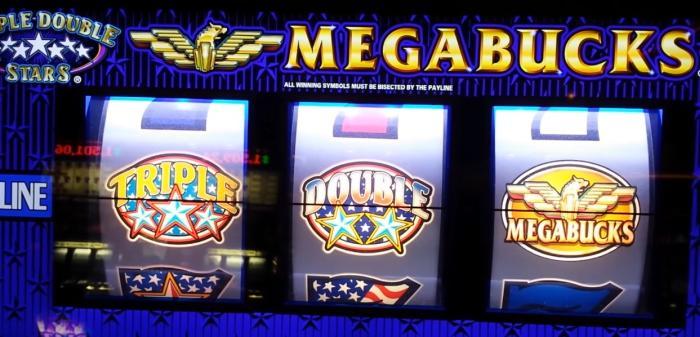 Megabucks jackpotit